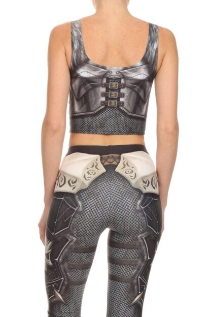 Armoured Chain mail Leggings