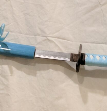 Blue Dragon Samurai Sword