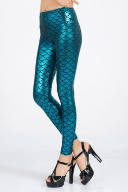Blue Dragon Leggings