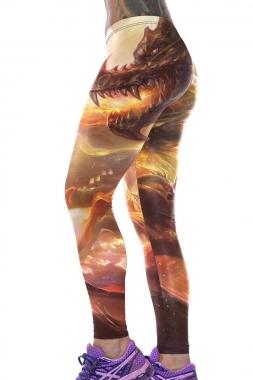 Dragon Leggings