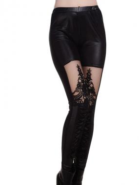 Gothic Style Leggings