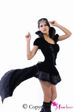 Sexy Dark Queen Costume