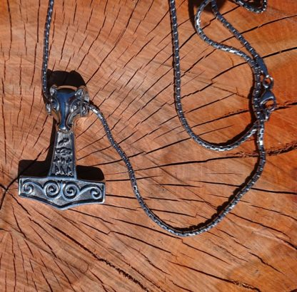 Mjolnir Necklace