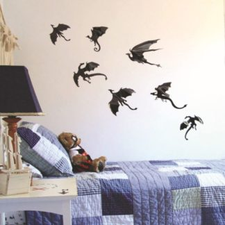 Dragon 3d Wall Stickers