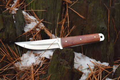 Rosewood Hunting Knife