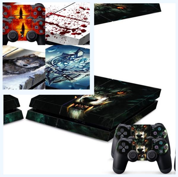 Playstation 4 wrap