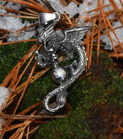 Dark Dragon Amulet