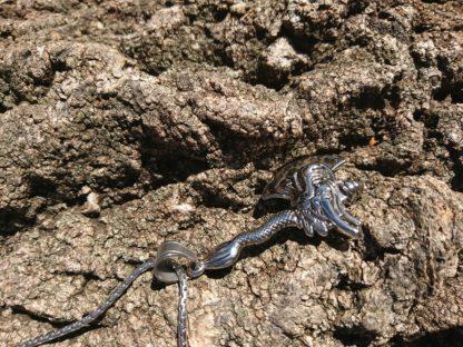 Dragon Axe Necklace