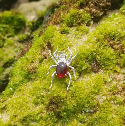 Red Spider Pendant