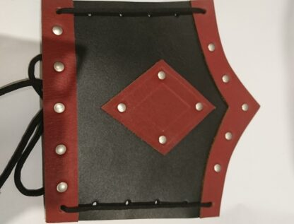 Red Diamond Arm Bracer