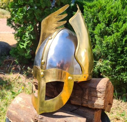Valhalla Winged Helm