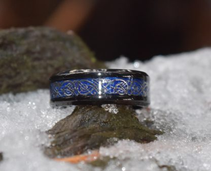 Titanium Dragon Ring