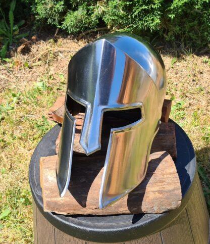 Spartan Style Helm