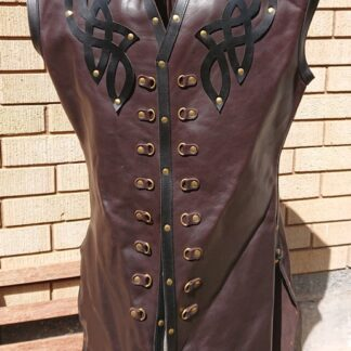 Leather Ranger Tunic