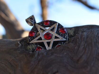 Rose Pentagram