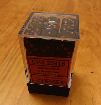 Chessex d6 Dice set