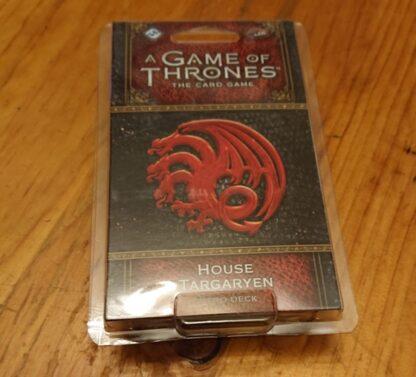 Game of Thrones Intro Deck