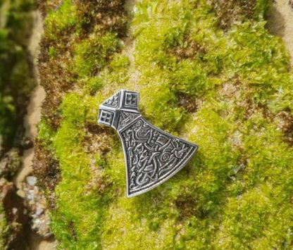 Viking Axe head Pendant