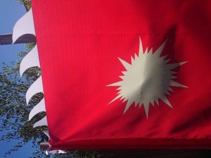 Larp War banner