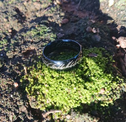 One Dark Ring