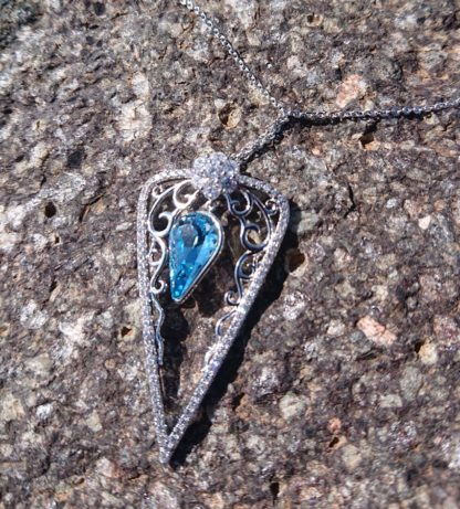 Blue Royal Necklace