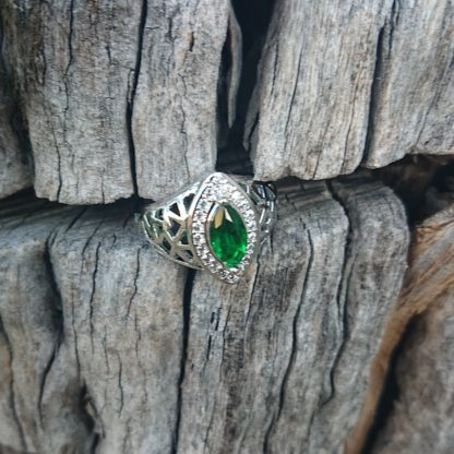 Elven Oval Ring