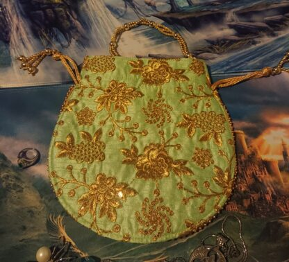 Elven Style Larp Bag