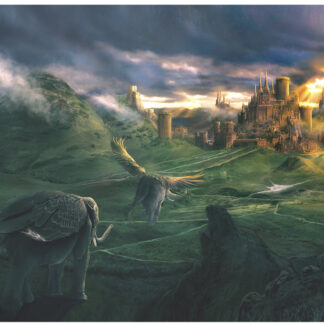 Castle Highlands Gaming mat