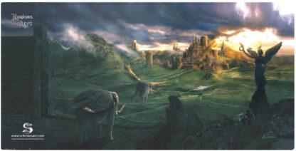 Castle Highlands Gaming mat
