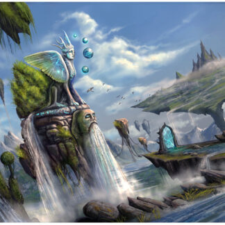Dreamscape Islands Gaming mat