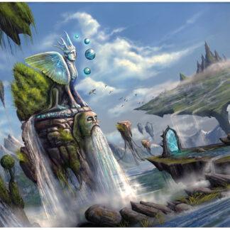 Dreamscape Islands Gaming mat