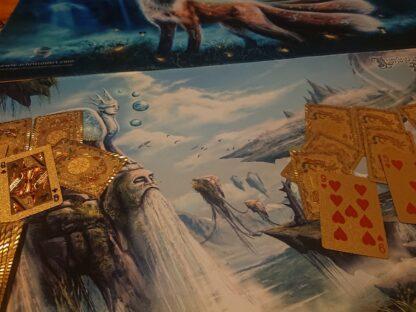 Fantasy Islands gaming mat