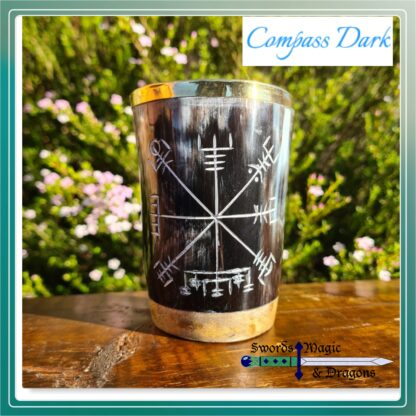 Viking Compass Drinking cup