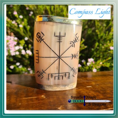Compass Drinking cup