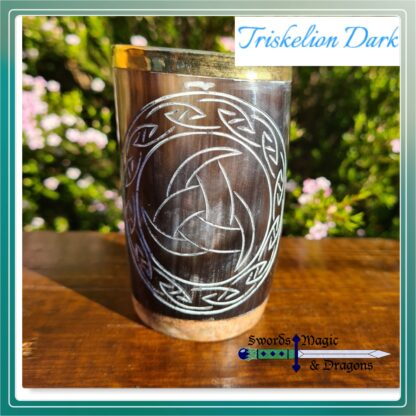Triskelion Drinking cup