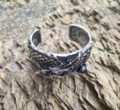 Eastern Dragon Wrist Cuff