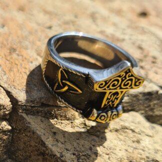 Grand Mjolnir Ring