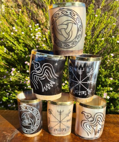 Viking Drinking Cups