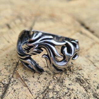 Fire Dragon Ring