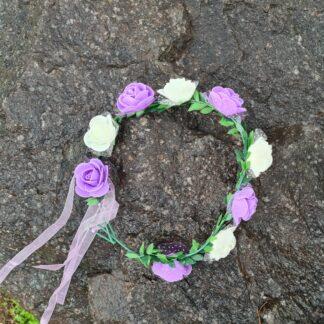 Medieval Flower Crown